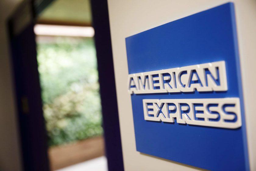 Logo American Express AMEX
