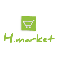 logo Magasins H Market client e monetique