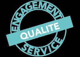 engagement service monétique qualité