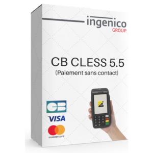 logiciel tpe ingenico cb cless 5.5 bulletin 17