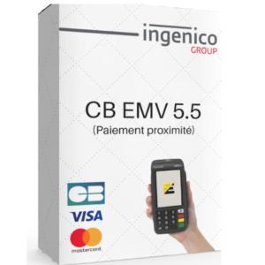 logiciel tpe ingenico cb emv 5.5 bulletin 17