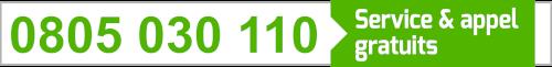 Numéro E-monétique : 0805 030 110