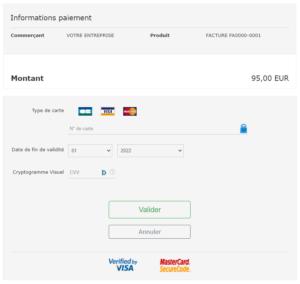 comnpay paiement en ligne par carte bancaire pour dolibarr