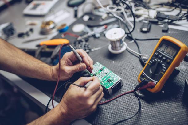 service réparation terminal de paiement ingenico et verifone